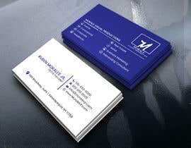#1027 for Create business card af habibabgd