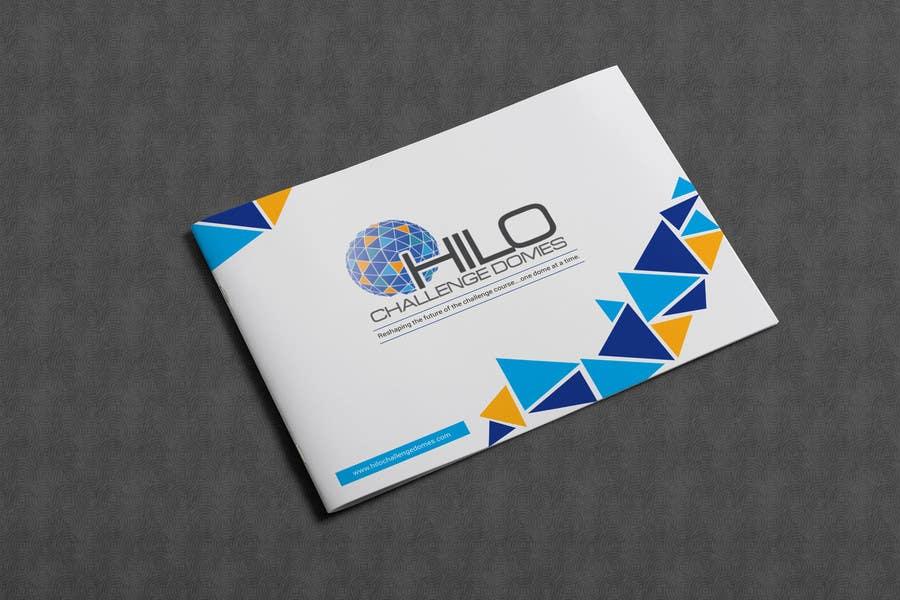 Inscrição nº 14 do Concurso para Hilo Brochure