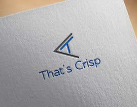 #44 for Design a Logo for That's Crisp by oosmanfarook