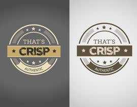 #92 for Design a Logo for That's Crisp by jaiko