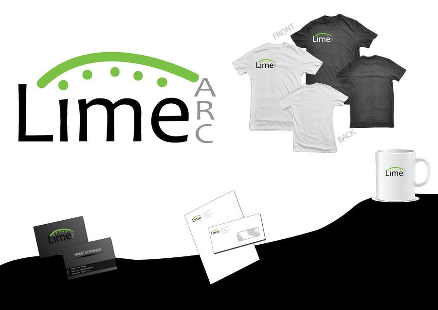 Contest Entry #53 for Logo Design for Lime Arc