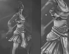 "#19 for Illustrate Female Character ""Ferra Romana"" af jpalomar"