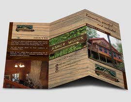 #5 para Design a Brochure for Ashby Cabins por todtodoroff