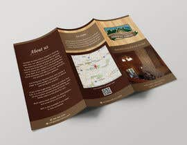 #23 para Design a Brochure for Ashby Cabins por fardiaafrin