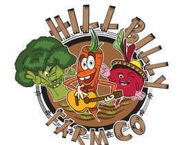 #66 for 'HillBilly Farm Co' logo design by ashvinirudrake13