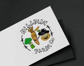 #35 for 'HillBilly Farm Co' logo design by farhanali34538