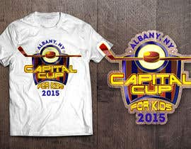 #25 untuk Design a T-Shirt for a hockey tournament oleh GautamHP