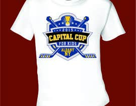 #23 cho Design a T-Shirt for a hockey tournament bởi mj956