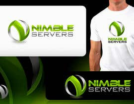 #273 cho Logo Design for Nimble Servers bởi pinky