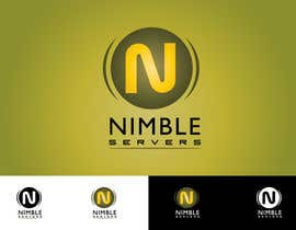 #177 για Logo Design for Nimble Servers από sreekante21
