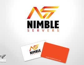 #225 para Logo Design for Nimble Servers de MohammedNQ