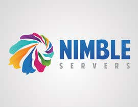#126 dla Logo Design for Nimble Servers przez bellecreative