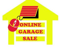 nº 16 pour Design a Logo for Online Garage Sale par erdibaci1