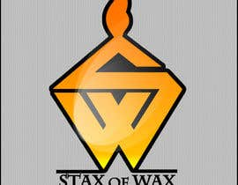 #35 for Design a Logo for Stax of Wax candle making company af Abdallahali94