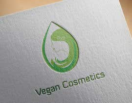 #13 untuk Design a Logo for a line of vegetarian cosmetics oleh judithsongavker