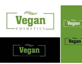 #2 cho Design a Logo for a line of vegetarian cosmetics bởi VikiFil