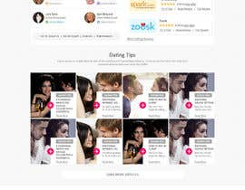 #14 untuk Design a Dating Review Website oleh umashankar1983