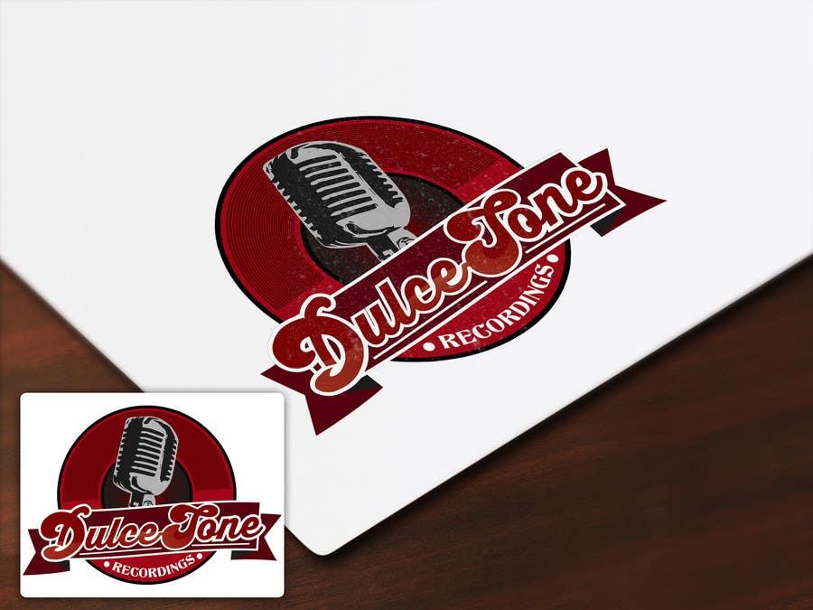 Penyertaan Peraduan #89 untuk Design a Logo for a New Record/Recording Company