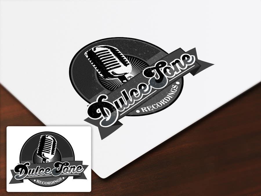 Penyertaan Peraduan #90 untuk Design a Logo for a New Record/Recording Company