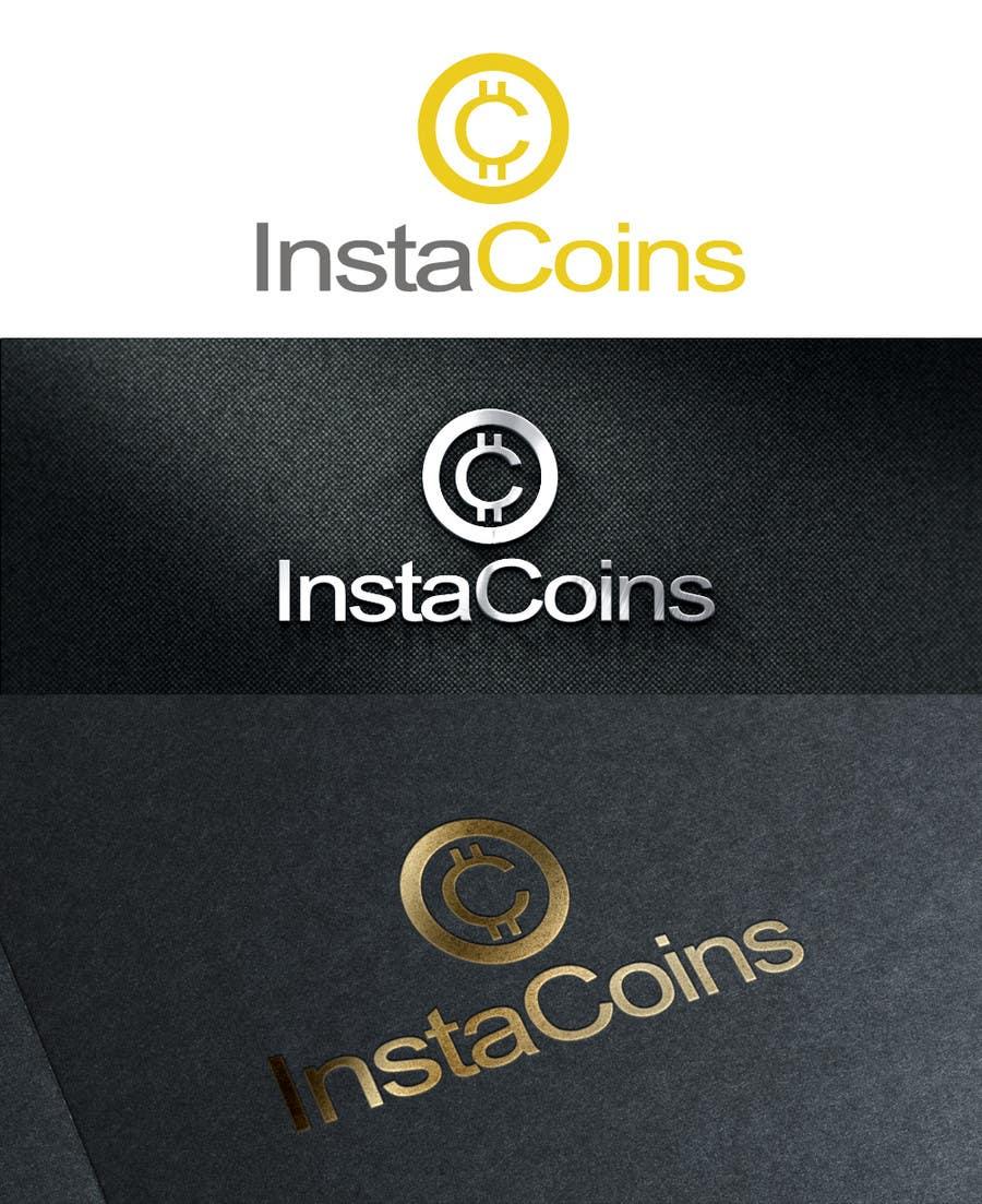 Konkurrenceindlæg #29 for Design a Logo for InstaCoins.com