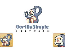 #7 untuk Graphic Design for Gorilla Simple Software, LLC oleh taks0not