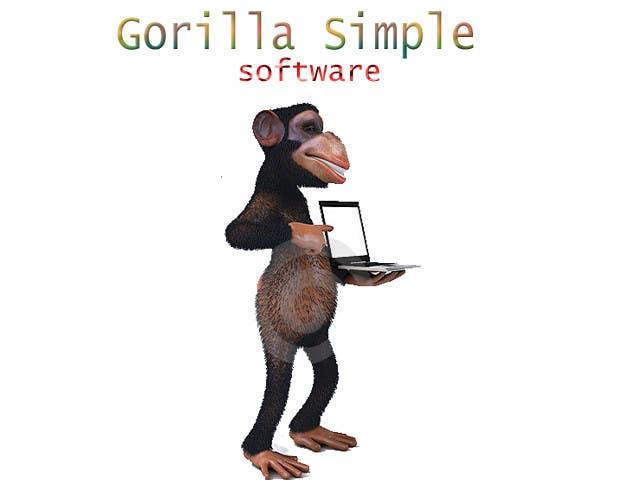 Inscrição nº                                         39                                      do Concurso para                                         Graphic Design for Gorilla Simple Software, LLC