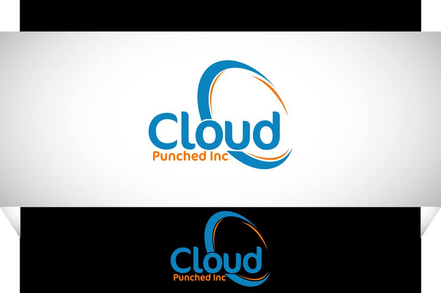 #183 for Design a Logo for Cloud Punched startup by logoustaad