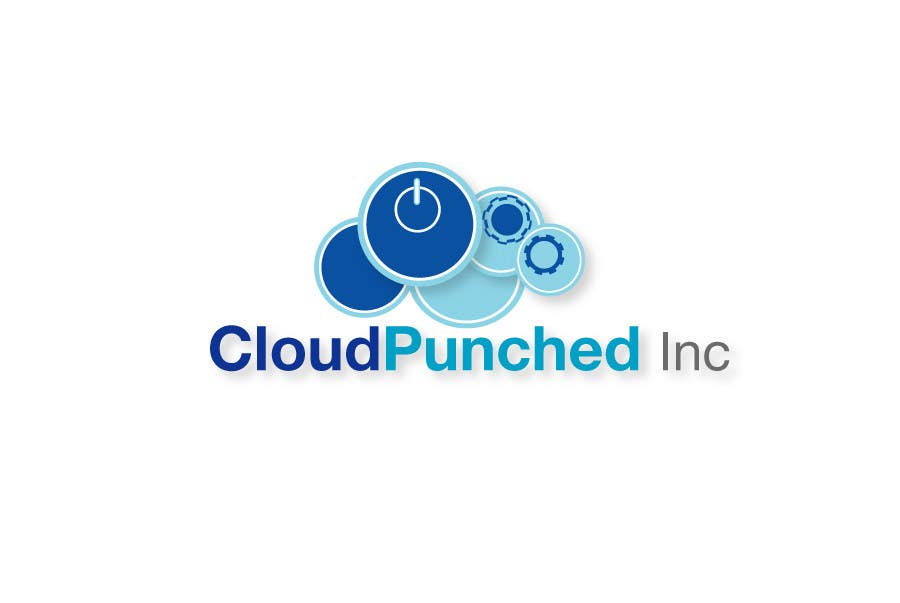 #192 for Design a Logo for Cloud Punched startup by woow7