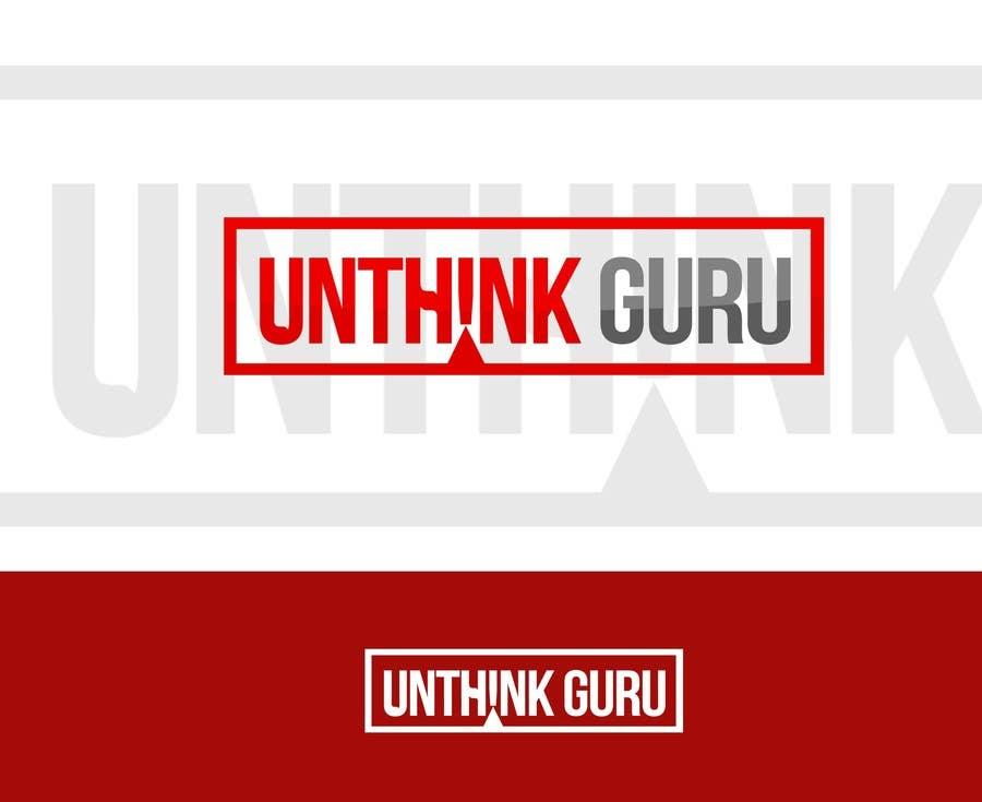 Konkurrenceindlæg #                                        18                                      for                                         Design a Logo for Unthink Guru
