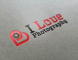 #80 for Design a Logo for I ♥ Photography af eddesignswork