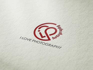 #15 untuk Design a Logo for I ♥ Photography oleh thelionstuidos