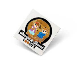 #34 for Design two squirrels cartoon characters for cookies brand by andybudhi