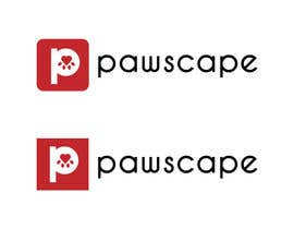 #26 for Design a Logo for Pawscape by redclicks
