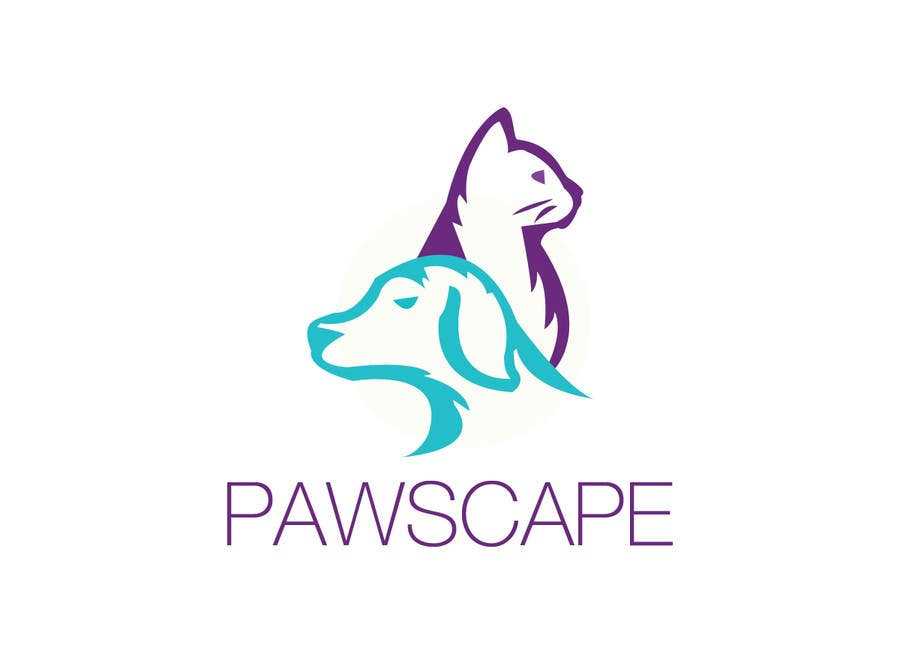 Contest Entry #                                        1                                      for                                         Design a Logo for Pawscape
