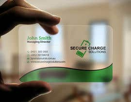 imtiazmahmud80 tarafından Design some Business Cards for Secure Charge için no 41