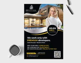 #705 cho Design flyer for real estate agent bởi darbarg
