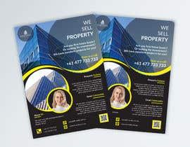 #506 cho Design flyer for real estate agent bởi Joy99Designer