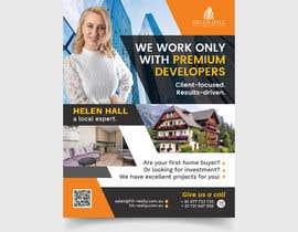 #523 cho Design flyer for real estate agent bởi hhabibur525