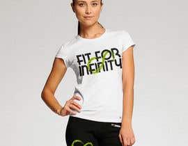 Nro 203 kilpailuun Design a Logo for...Fit For Infinite käyttäjältä mariacastillo67