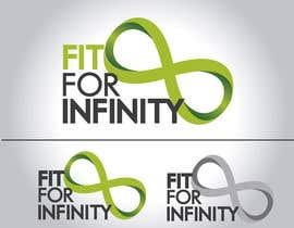 Nro 375 kilpailuun Design a Logo for...Fit For Infinite käyttäjältä felipe0321