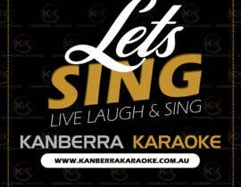 #4 for KANBERRA KARAOKE MEDIA WALL by maidang34