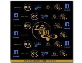 #21 for KANBERRA KARAOKE MEDIA WALL by meddysigns