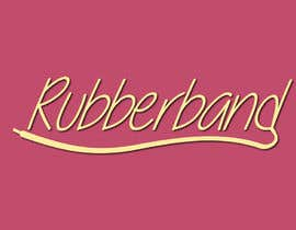 #11 for Design a Logo for Rubberband by georgeecstazy