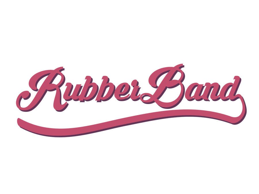 Contest Entry #                                        17                                      for                                         Design a Logo for Rubberband