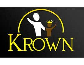 #78 for Design a logo for KROWN, a kitchen supply company that gives profits to low income communities af stevyb