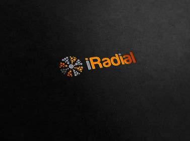 #96 for iRadial Logo Contest af thelionstuidos
