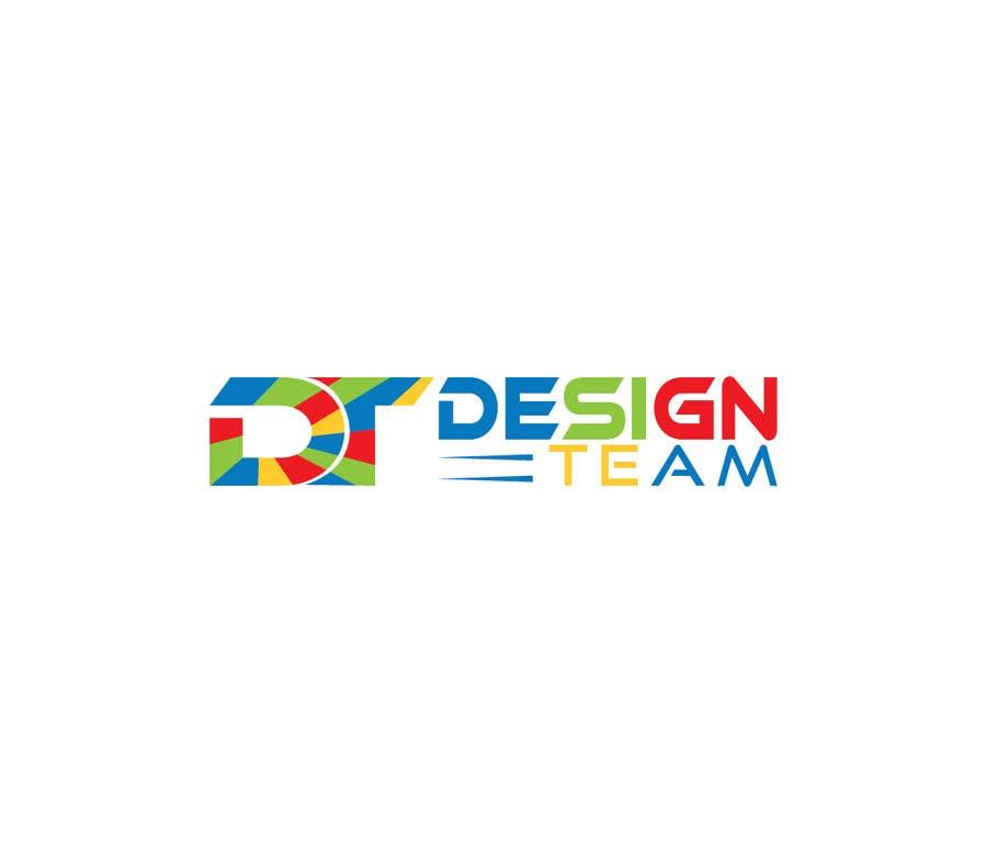 Proposition n°216 du concours Design a new Logo for Design Team