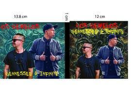 nº 89 pour CD Cover for Digital Release par szshihab66