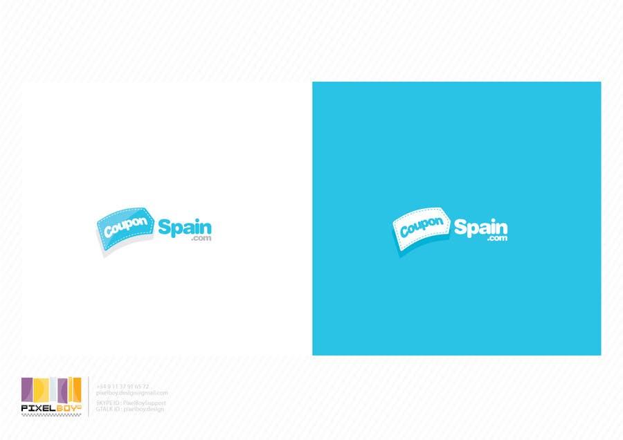 Penyertaan Peraduan #3 untuk Logo for a Coupon website