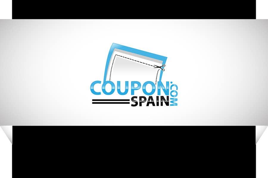 Penyertaan Peraduan #41 untuk Logo for a Coupon website